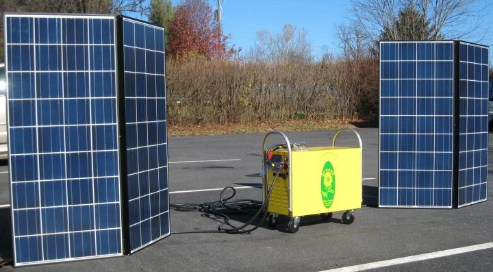 Thinkglobal Sunrunr Portable Solar Plus Storage Energy