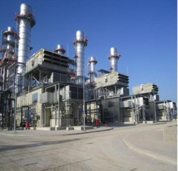 ThinkGlobal: 200 MW Siemens SGT-800 Gas Turbine Power Plant