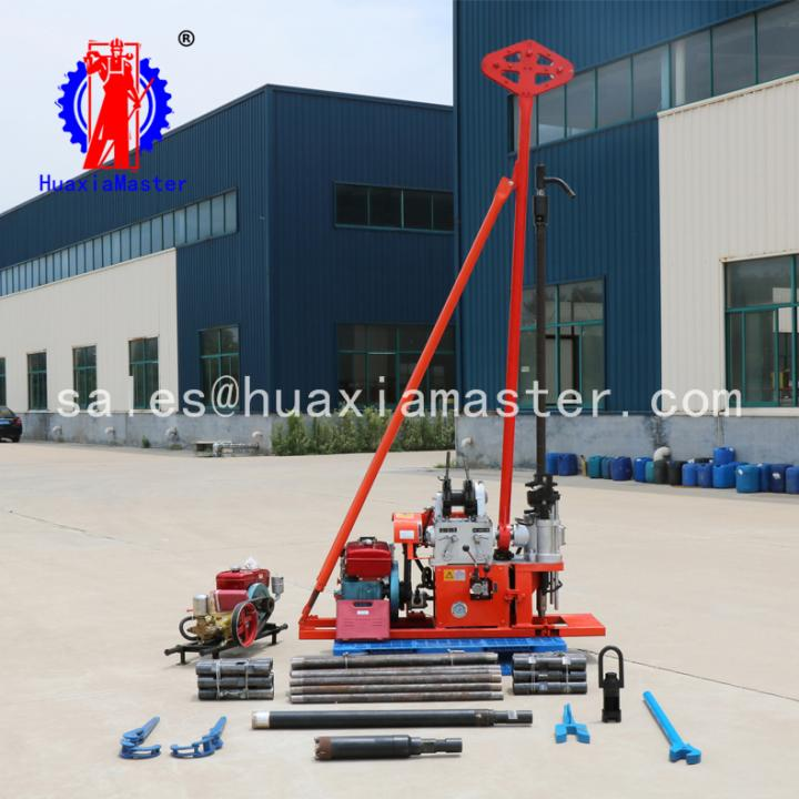 ThinkGlobal: YQZ-30 hydraulic core drilling rig portable