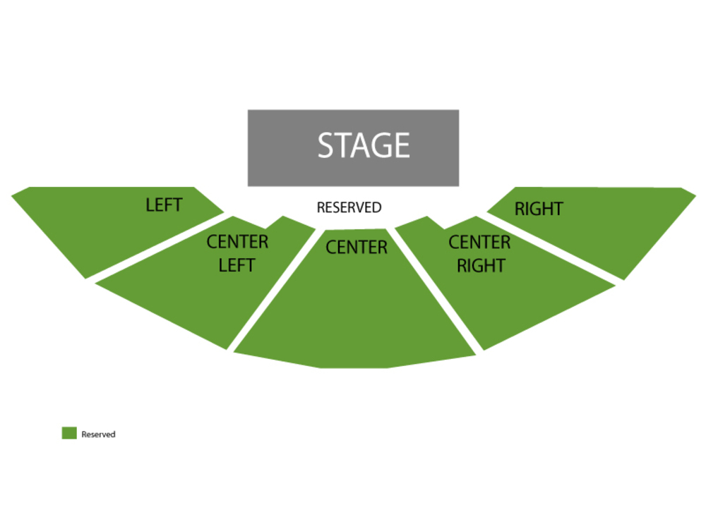 Seating Chart Mitzi E. Newhouse Theater - Lincoln Center