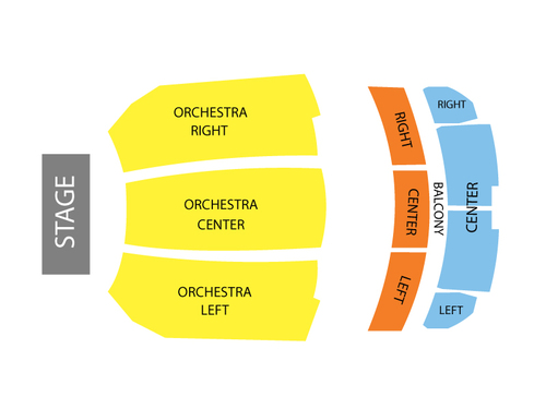 Wilshire Ebell Theatre Seating Chart