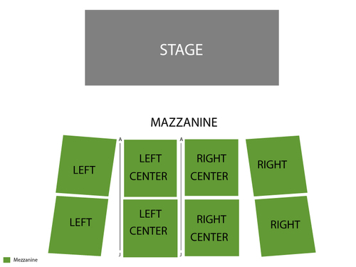 Lupos Heartbreak Hotel Seating Chart