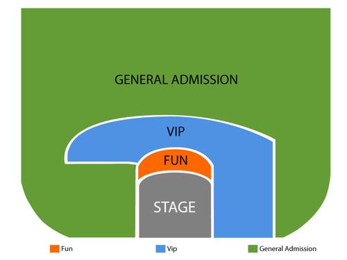Bugsy's Cabaret - Flamingo Las Vegas Seating Chart