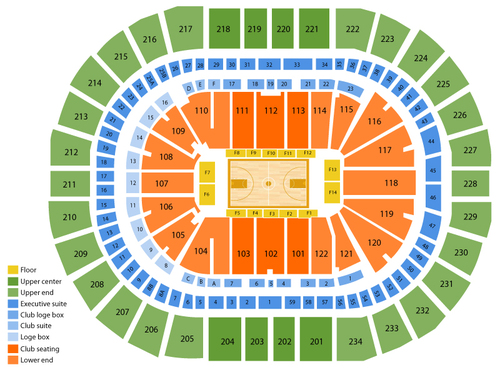 Ppg Paints Arena Seating Chart Amp Events In Pittsburgh Pa