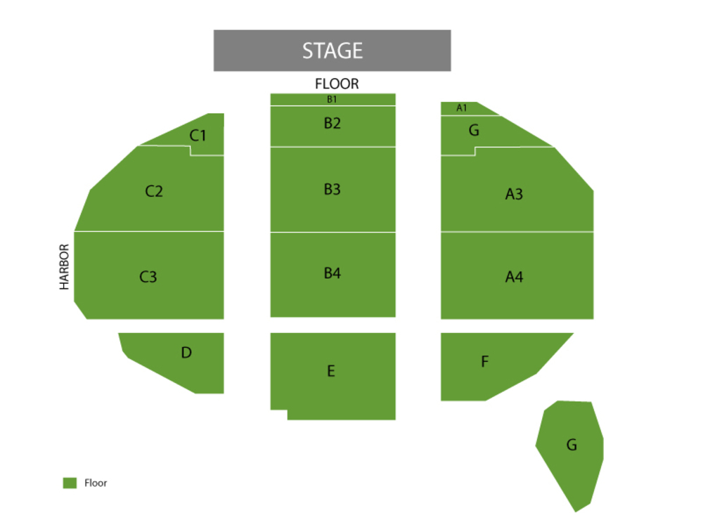 Felipe Esparza Venue Map