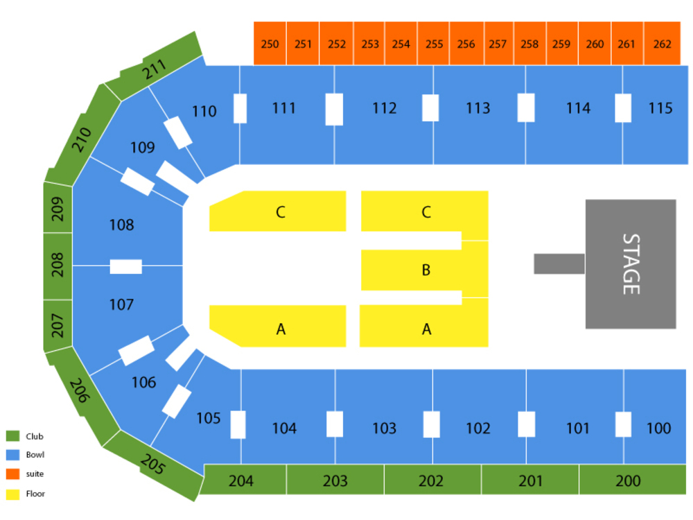 concerts tickets country folk megaticket