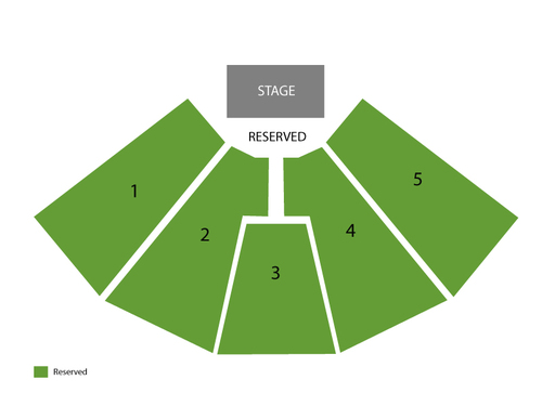 Hubbard Stage - Alley Theatre Seating Chart