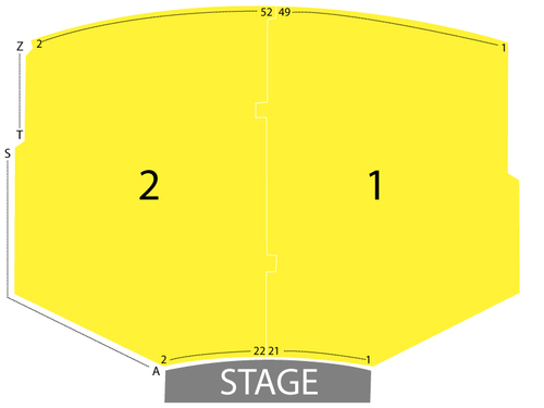 Robert Cray Venue Map
