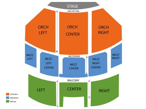 kings theatre brooklyn seating chart
