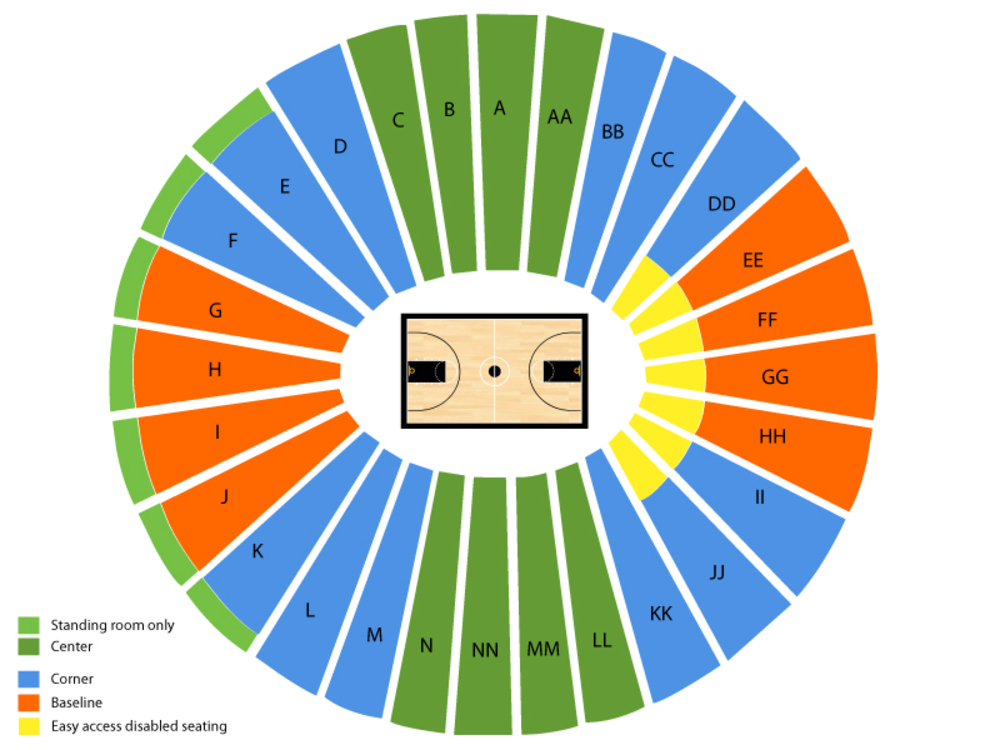 Carver Hawkeye Arena Seating Chart Cheap Tickets Asap