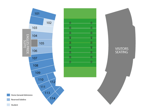 Rynearson Stadium Seating Chart