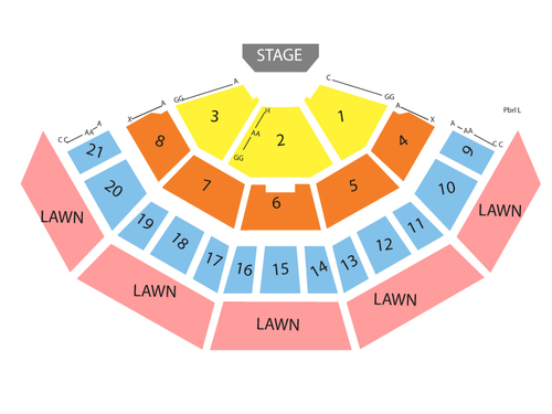 Lionel Richie Tickets American Family Insurance Amphitheater