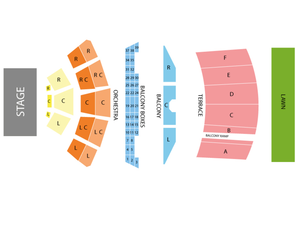 Mann Center For The Performing Arts Seating Chart Cheap