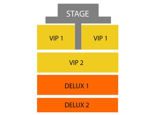 Encore Theater - Wynn Las Vegas Seating Chart
