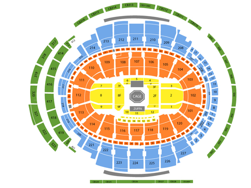 UFC 244 Live at Madison Square Garden Madison Square Garden Seating Map on la crosse center seating map, pepsi center seating map, aaron's amphitheatre at lakewood seating map, u.s. cellular field seating map, veterans memorial coliseum seating map, alerus center seating map, staples center seating map, auto club speedway seating map, mgm grand garden arena seating map, joyce center seating map, university of phoenix stadium seating map, winter garden theatre seating map, consol energy center seating map, the forum seating map, centennial hall seating map, imperial theatre seating map, gila river arena seating map, royal farms arena seating map, tucson convention center seating map,