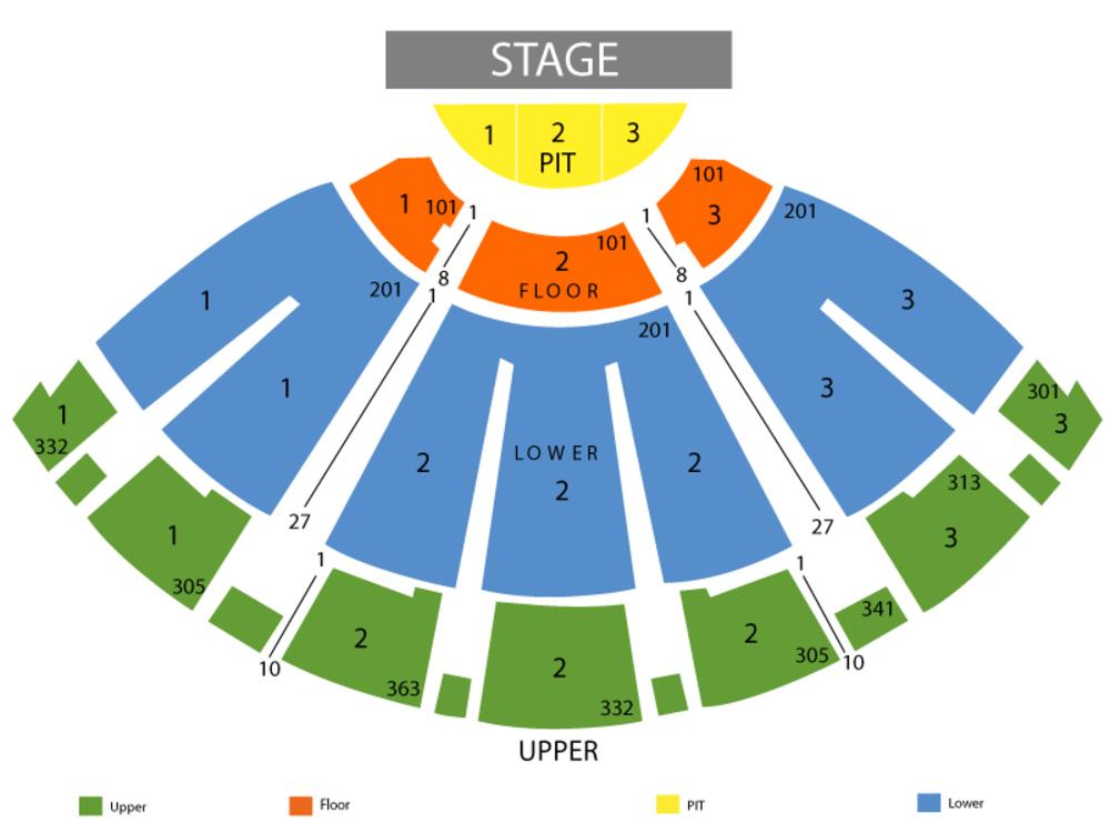 Bellco Theater Seating Chart Brokeasshome Com