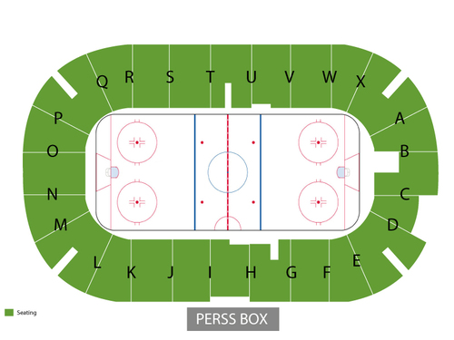 Munn Ice Arena Seating Chart