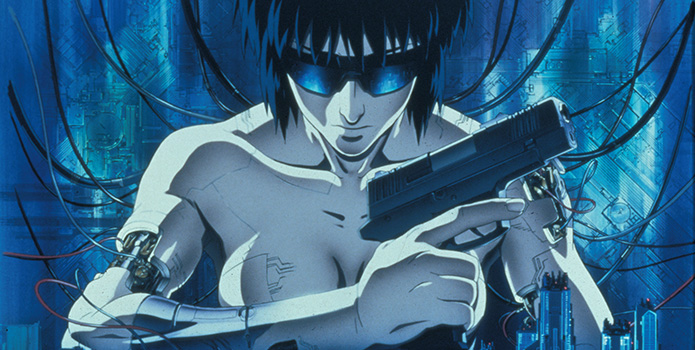 Ghost in the Shell introduced by Mamoru Oshii