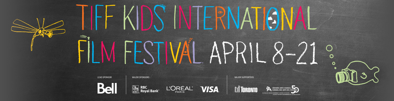TIFF Kids International Film Festival Apr 8-21