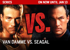 Van Damme vs Seagal