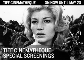TIFF Cinematheque Special Screenings
