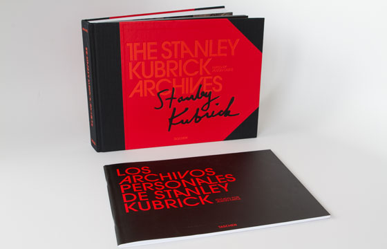 Stanley Kubrick Merchandise at the TIFF Shop