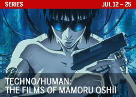 Techno/Human: The Films of Mamoru Oshii