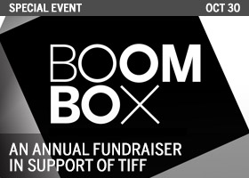 BoomBox: An Annual Fundraiser in Support of TIFF