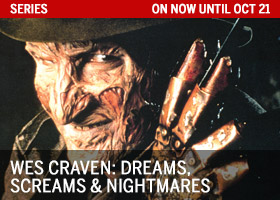 Wes Craven: Dreams, Screams & Nightmares