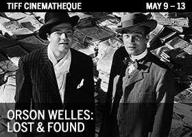 Orson Welles: Lost & Found