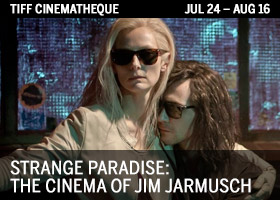 Strange Paradise: The Cinema of Jim Jarmusch