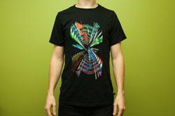 2001-themed t-shirt