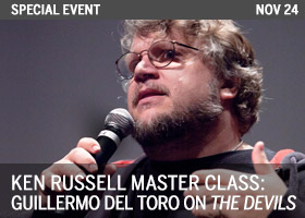 Ken Russell Master Class: Guillermo del Toro on The Devils