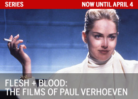 Flesh + Blood: The Films of Paul Verhoeven: