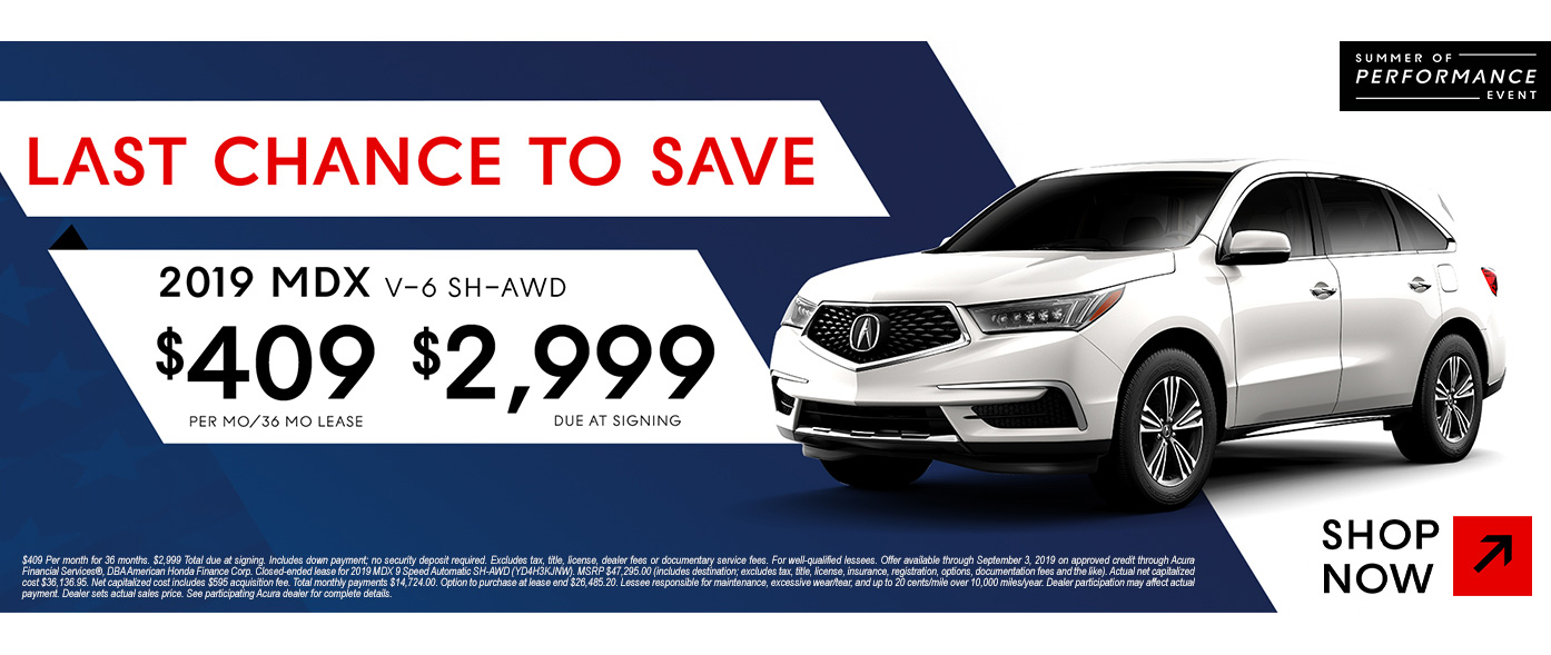 Ron Tonkin Acura Lease APR Specials Ron Tonkin Acura - Acura tl lease offers