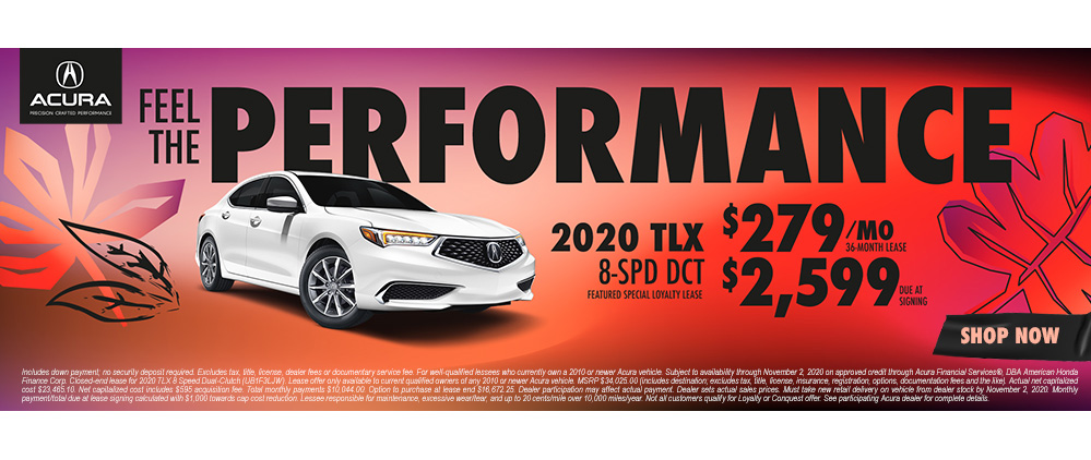 Acura Lease Deals >> Acura Lease Specials Ron Tonkin Acura In Portland Near