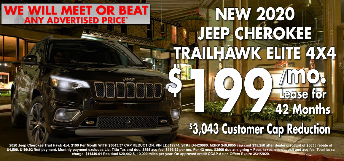 Ron Tonkin Chrysler Jeep Dodge Ram FIAT Specials