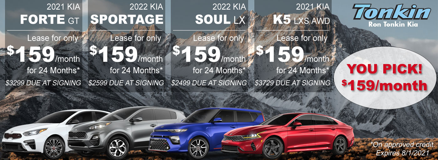 Kia Lease Specials
