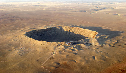 Asteroid Crater in Mexico (page 2) - Pics about space