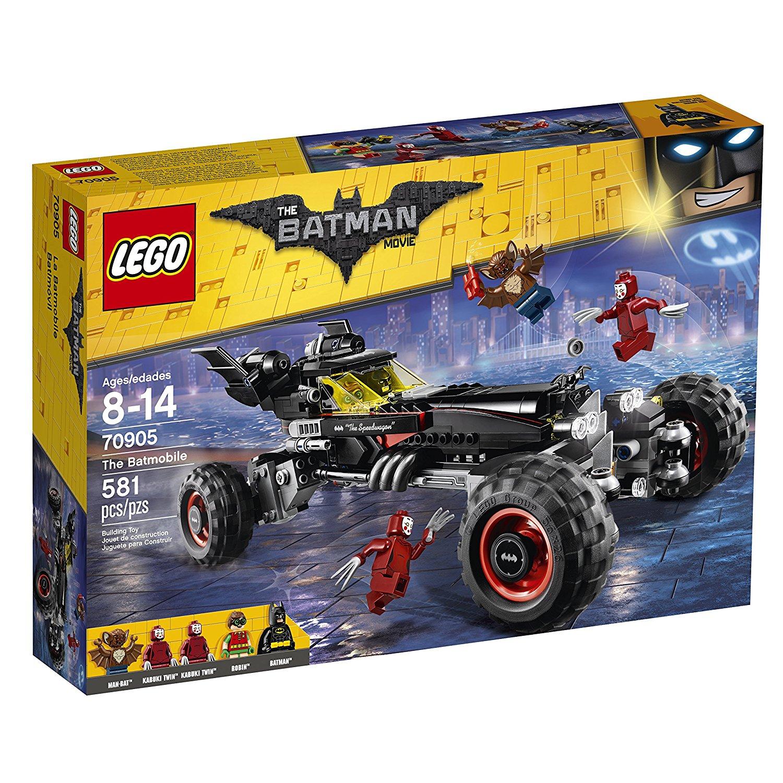 Batman 673419251280Ebay 70905 Lego Movie The Building Batmobile Set SzqLUMpjVG