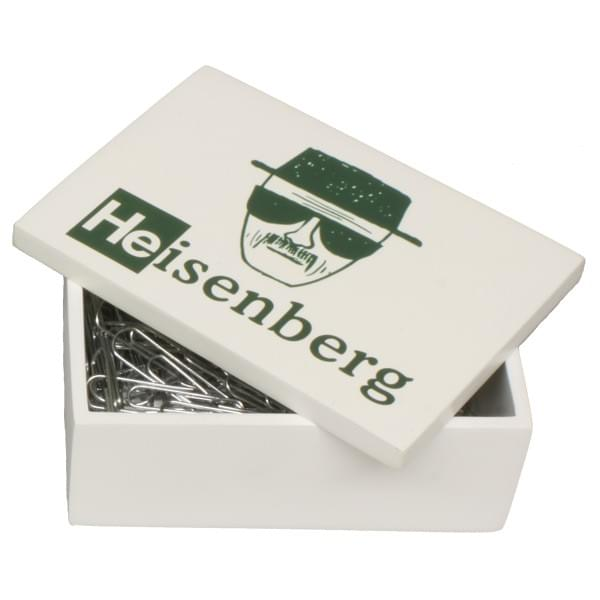 Breaking Bad Heisenberg Walter White Stash Box