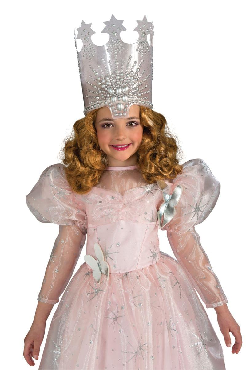 The Wizard Of Oz Glinda Costume Wig Child