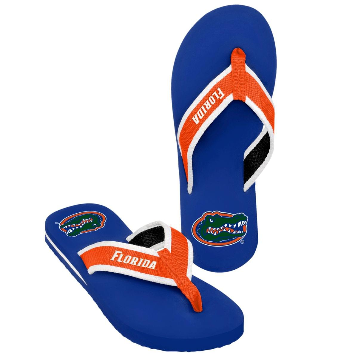 Florida Men's Team Color Contour Flip Flop X-Large