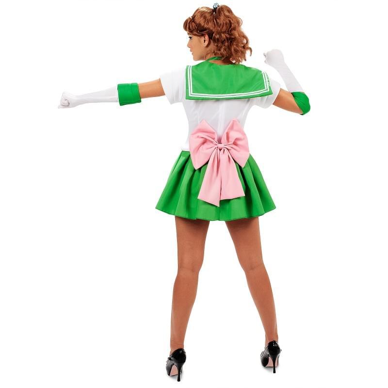 Sexy sailor jupiter costume
