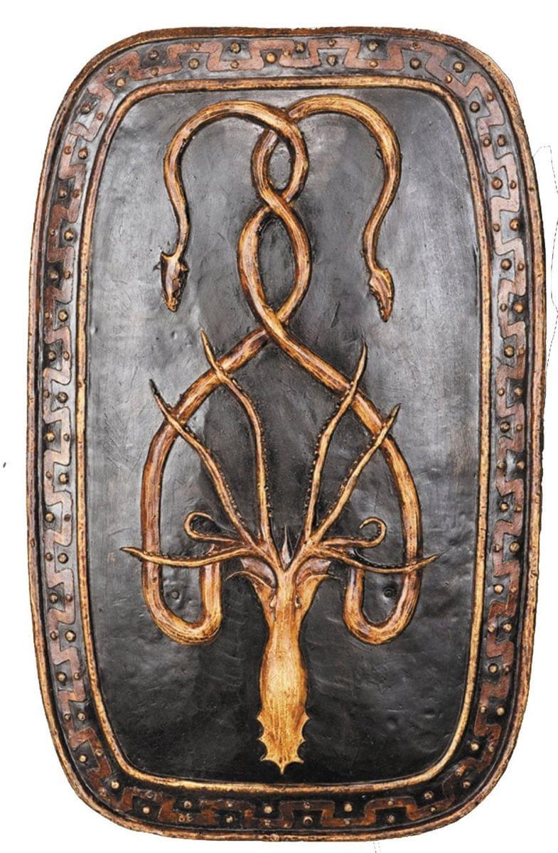 Game Of Thrones Deluxe Shield Pin Greyjoy