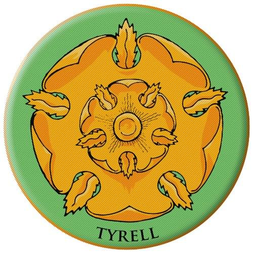 Game Of Thrones Patch Tyrell