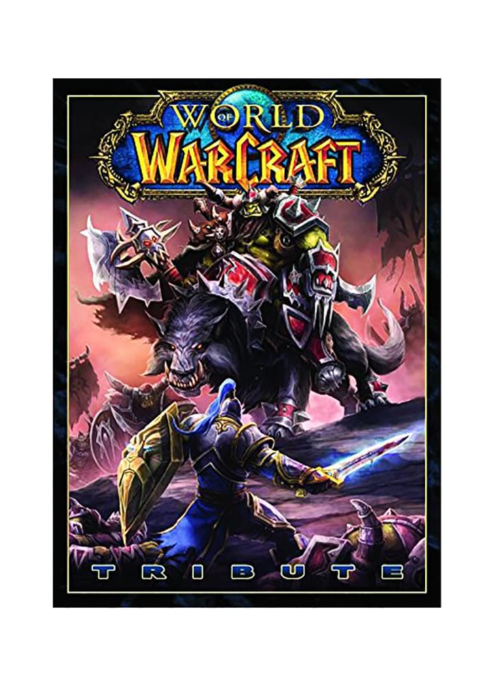 World of Warcraft Tribute Paperback Book