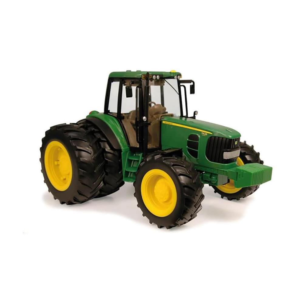 ertl big farm 116 john deere 7430 tractor  ebay