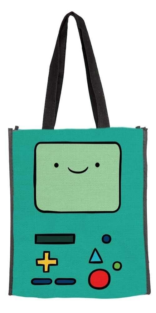 Adventure Time Beemo Reusable Tote Bag