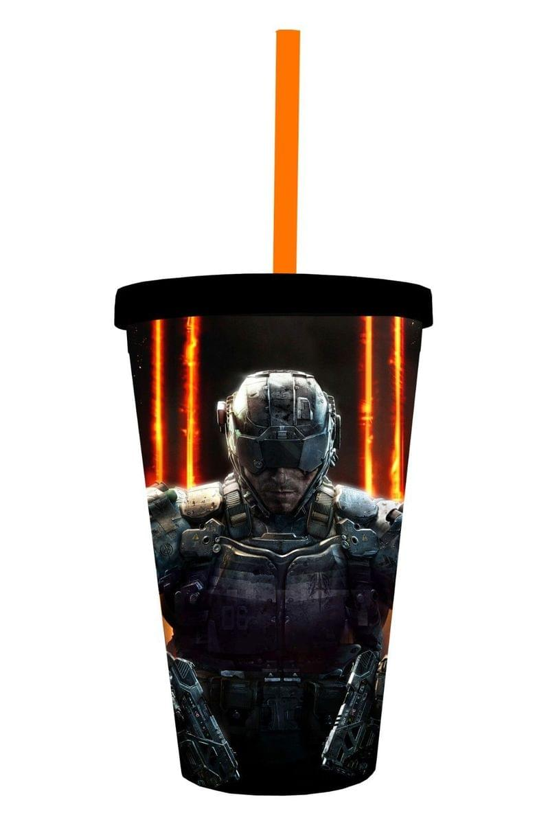 Call Of Duty Black Ops 3 16oz Travel Cup